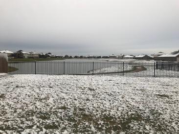 Snow all around 2017