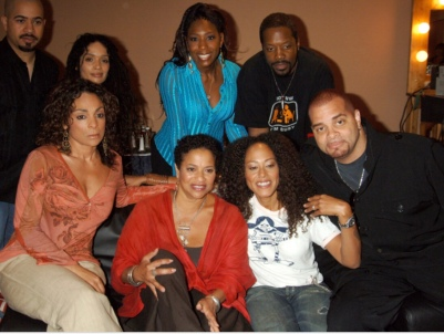 Now along with Debbie Allen and Lisa Bonet