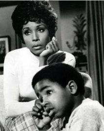 "Diahann Carroll as ""Julia"""